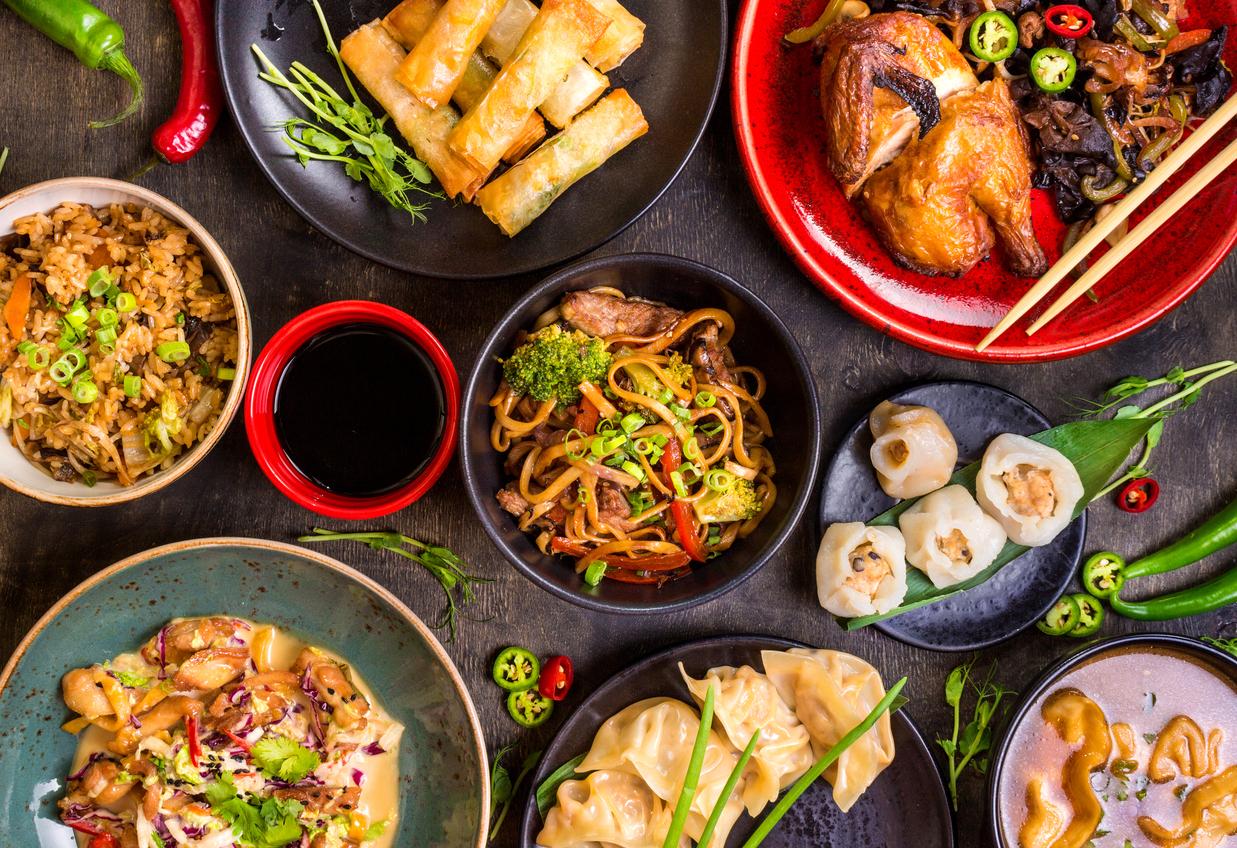 Kiinalaiset ravintolat