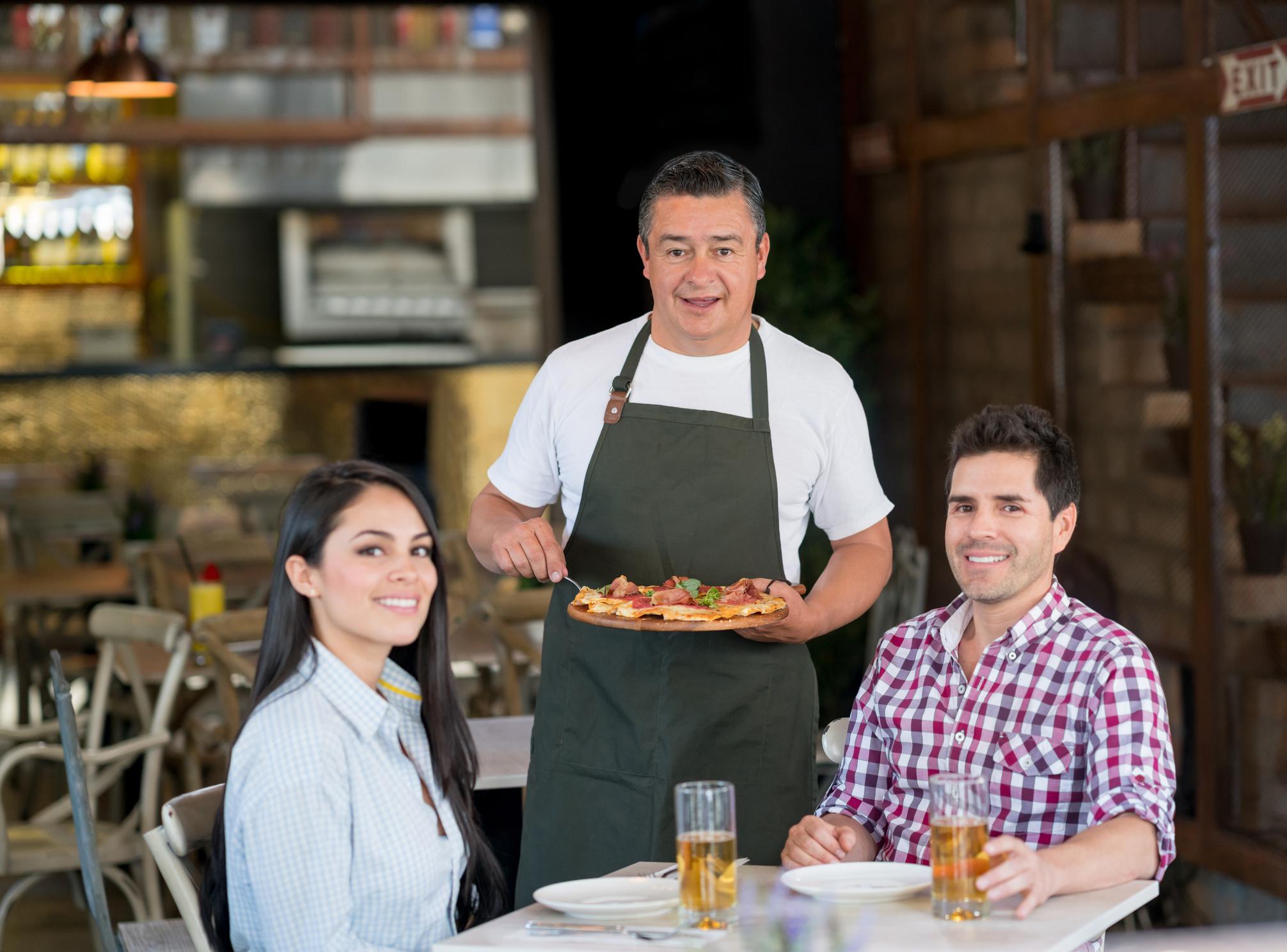 Italialainen ravintola on varma valinta